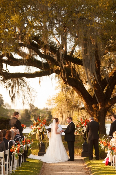 Spring Wedding at Middleton Place Plantation Charleston