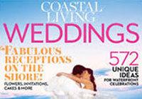 Coastal Living Weddings