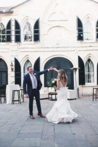Sarah and Seth Thomas' Wedding