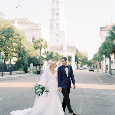 Charleston Destination Weddings are the East Coast's Hottest Trend