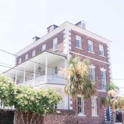The Gadsden House: A Hidden Gem for Weddings in Charleston, South Carolina