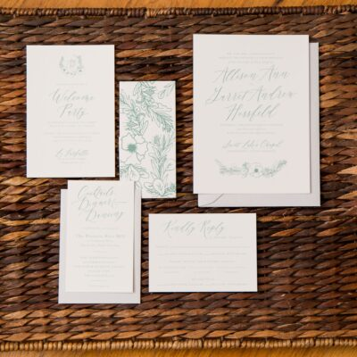 Answers to your Wedding Stationary Questions