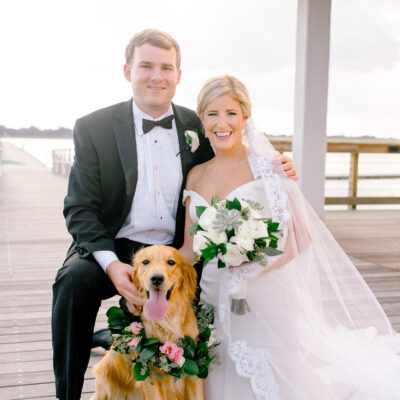 Incorporating Your Dog In Your Wedding Day
