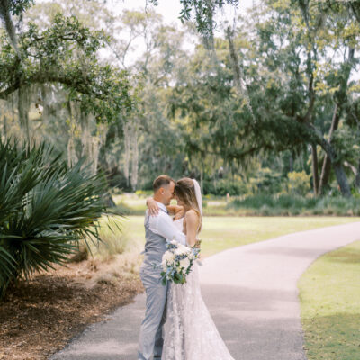 Evelyn and Dylan – The Ocean Course