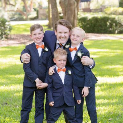 Children & Weddings